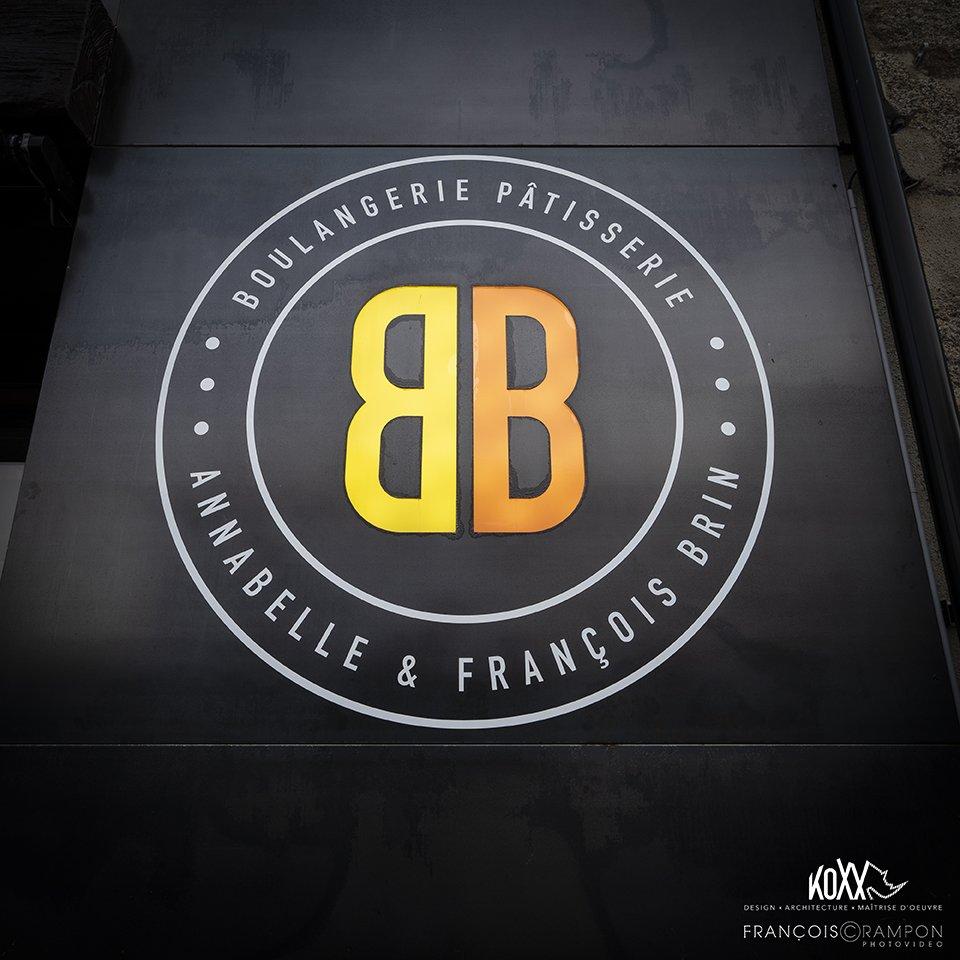 Maitre D Oeuvre Cholet boulangerie bb - koxx | design, architecture & maîtrise d
