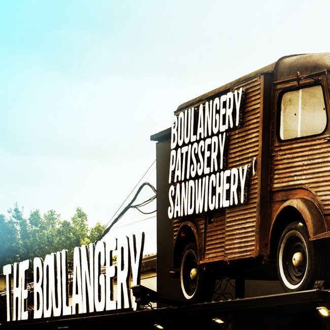 The Boulangery